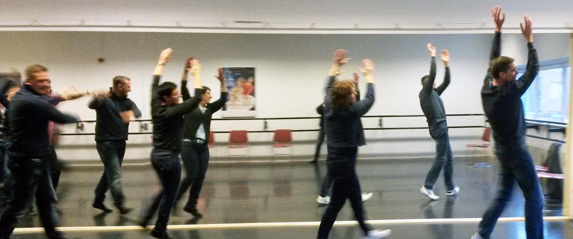 Dans voor volwassenen