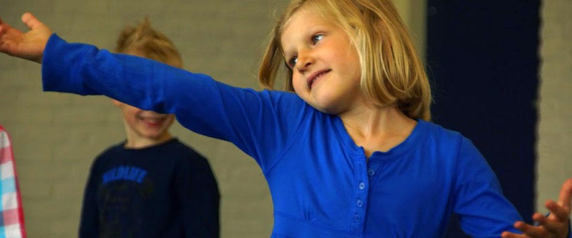 DANS: Dans voor kinderen