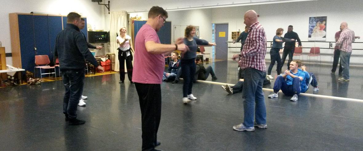 DANS: Dans voor volwasdsen