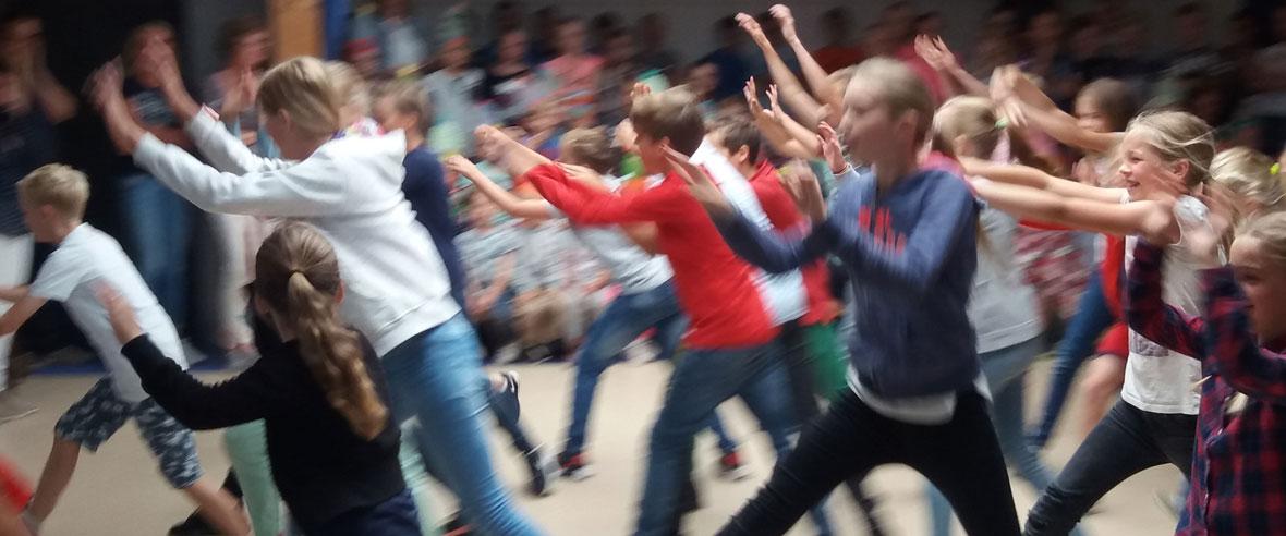 Dans voor kinderen